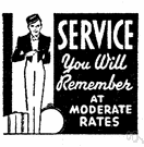 moderateness - the property of being moderate in price or expenditures