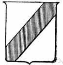 bend sinister - a mark of bastardy