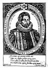 Florio - English lexicographer remembered for his Italian and English dictionary (1553-1625)