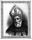St. Augustine - (Roman Catholic Church) one of the great Fathers of the early Christian church