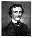 Edgar Allan Poe - United States writer and poet (1809-1849)