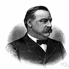 President Cleveland - 22nd and 24th President of the United States (1837-1908)