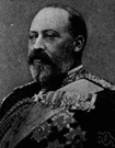 Edward - King of England from 1901 to 1910
