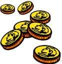 revalue - gain in value