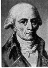 Chevalier de Lamarck - French naturalist who proposed that evolution resulted from the inheritance of acquired characteristics (1744-1829)