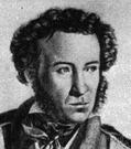 Alexander Pushkin - Russian poet (1799-1837)