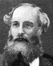 J. C. Maxwell - Scottish physicist whose equations unified electricity and magnetism and who recognized the electromagnetic nature of light (1831-1879)