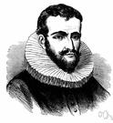 Henry Hudson - English navigator who discovered the Hudson River