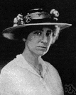 Rankin - leader in the women's suffrage movement in Montana