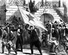 secessionist - an advocate of secessionism