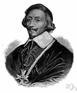 Cardinal Richelieu - French prelate and statesman