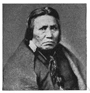 Potawatomi - a member of the Algonquian people originally of Michigan and Wisconsin