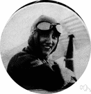 Aviatress - a woman aviator