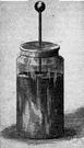 Leyden jar - an electrostatic capacitor of historical interest