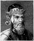Edward III - son of Edward II and King of England from 1327-1377