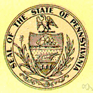 Pennsylvania - a Mid-Atlantic state
