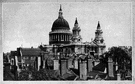 wren - English architect who designed more than fifty London churches (1632-1723)