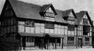 Tudor architecture - a style of English-Gothic architecture popular during the Tudor period
