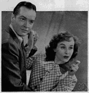 hope - United States comedian (born in England) who appeared in films with Bing Crosby (1903-2003)