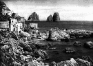 Capri - an island (part of Campania) in the Bay of Naples in southern Italy