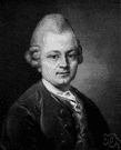 Gotthold Ephraim Lessing - German playwright and leader of the Enlightenment (1729-1781)