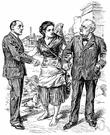 mediatrix - a woman who is a mediator