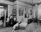 boudoir - a lady's bedroom or private sitting room
