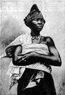 Haussa - a member of a Negroid people living chiefly in northern Nigeria