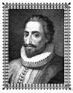 Cervantes Saavedra - Spanish writer best remembered for `Don Quixote' which satirizes chivalry and influenced the development of the novel form (1547-1616)
