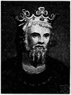 Edward - King of England from 1307 to 1327 and son of Edward I