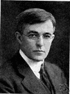 Irving Langmuir - United States chemist who studied surface chemistry and developed the gas-filled tungsten lamp and worked on high temperature electrical discharges (1881-1957)