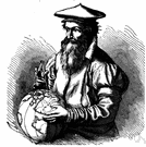 Gerardus Mercator - Flemish geographer who lived in Germany