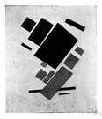 Kazimir Malevich - Russian abstract painter (1878-1935)