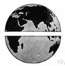 Northern Hemisphere - the hemisphere that is to the north of the equator
