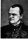 Mendel - Augustinian monk and botanist whose experiments in breeding garden peas led to his eventual recognition as founder of the science of genetics (1822-1884)