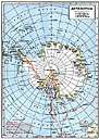 antarctic - at or near the south pole