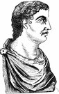 Gaius Plinius Caecilius Secundus - Roman writer and nephew of Pliny the Elder