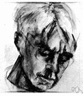 Carl Sandburg - United States writer remembered for his poetry in free verse and his six volume biography of Abraham Lincoln (1878-1967)