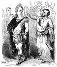 ides - in the Roman calendar: the 15th of March or May or July or October or the 13th of any other month