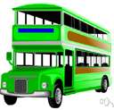 transportation - a facility consisting of the means and equipment necessary for the movement of passengers or goods