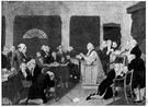 caucus - a closed political meeting