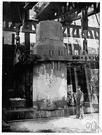 nickel steel - an alloy steel containing nickel