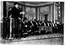 convention - a large formal assembly