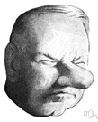 W. C. Fields - United States comedian and film actor (1880-1946)