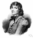 Kosciuszko - Polish patriot and soldier who fought with Americans in the American Revolution (1746-1817)