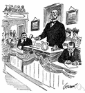 chairman - the officer who presides at the meetings of an organization