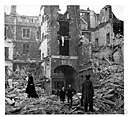 Battle of Britain - the prolonged bombardment of British cities by the German Luftwaffe during World War II and the aerial combat that accompanied it