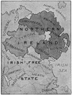 Eire - a republic consisting of 26 of 32 counties comprising the island of Ireland