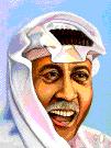 Saudi - a native or inhabitant of Saudi Arabia