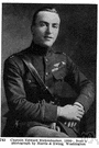 Eddie Rickenbacker - the most decorated United States combat pilot in World War I (1890-1973)